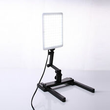 CN-T96 Slim 96 PCS LED Light Lamp 5600K 18W Mini Adjustable Bracket Stand Tripod