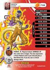 Dragon Ball Z Panini Frieza Golden LV2 SDCC San Diego Comic-Con Exclusive