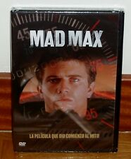 MAD MAX-DVD-NUEVO-PRECINTADO-SEALED-NEW-ACCION-AVENTURAS-MEL GIBSON-FICCION
