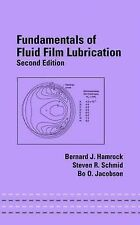 Fundamentals of Fluid Film Lubrication (Mechanical Engineering), Jacobson, Bo O.