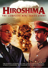Hiroshima: The Complete Mini-Series Event (DVD) BRAND NEW SEALED