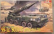 DML 1:35 Modern AFV Series SS-1c SCUD B w/MAZ-543 TEL 3520