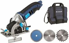 Brand New EINHELL BT-CS 860kit MINI segatrice a disco con robuste lame & Tool Bag