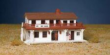 Bachmann Plasticville H O Building Kit Saloon & Barber Shop 45162