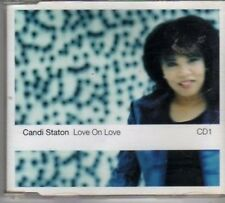 (BJ380) Candi Staton, Love On Love - 1999 CD