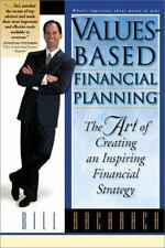 Values-Based Financial Planning : The Art of Creating and Inspiring Financial S