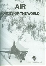 Air Forces of the World Chartwell Books 1983 Hardcover