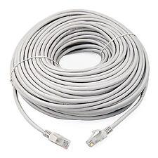 40M RJ45 Cat6 1000Mbps Gigabit Premium Network Ethernet Lead UTP Patch LAN Cable