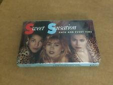 SWEET SENSATION EACH AND EVERY TIME FACTORY SEALED CASSETTE SINGLE B