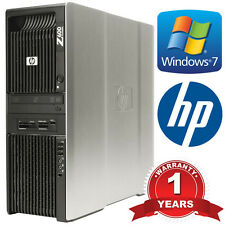 Workstation HP Z600 2x Xeon X5675 Hex Core 3.06GHz 12-Core 96GB, DDR3 RAM 2TB HDD