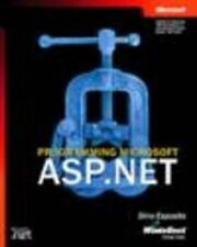 Programming ASP.NET by D. Esposito (Paperback 2003)
