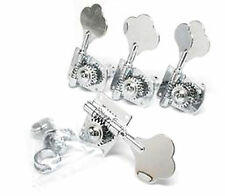 Fender Tuners, Squier P Bass Special, Chrome (4) 0055402000