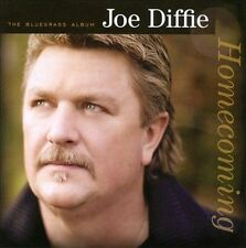 Homecoming: The Bluegrass Album 2010 by Joe Diffie Ex-library