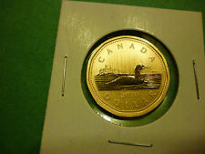 RARE Canada 2010, 1 dollar, specimen loonie only from baby lynx specimen set.