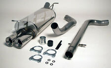 Jetex Audi A3 8L MK1 1.6 1.8 1.9TDI 96-03 Stainless Steel Cat Back Exhaust