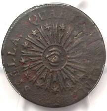 1785 Vermont Copper Vermonts Coin - PCGS XF Details (EF) - Very Rare in XF!