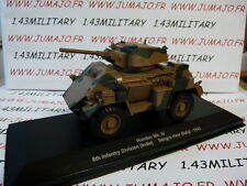 VOITURE 1/43 Militaire ALTAYA  Tank : Humber Mk IV 1943