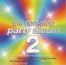 V/A - The Non-Stop Party Album 2 (UK 18 Trk CD Album)