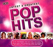 Latest & Greatest Pop Hits [2012] [Box] by Various Artists (CD, Mar-2012, 3...