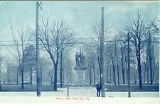 Erie, PA  Soldiers and Sailors Monument in West Park