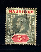 """MAURITIUS - 1912-1923 - Re Girogio V (""""Antillenzeichnung"""")"""