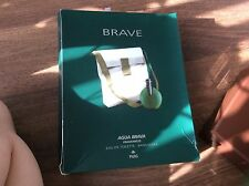 Set Perfume Brave Agua Brava 3.4 fl.oz 100 ml 3.3 EDT By Antonio Puig Travel Bag