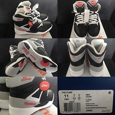 REEBOK THE PUMP OG PACK BRINGBACK WILKINS 11US DS SNEAKERS 100% AUTHENTIQUE