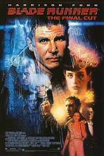 Blade Runner (the Final Cut) Double Sided Original Movie Poster 27x40 inches
