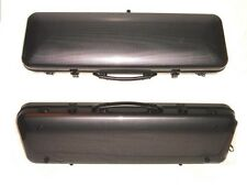 4/4 Concerto Carbon Fiber Composite Violin Oblong Case -  (US seller)