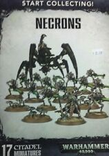 Warhammer 40K START COLLECTING  NECRONS