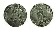 pcc1672_22) Regno di NAPOLI Carlo V Imperatore (1519 - 1554) Mezzo Ducato