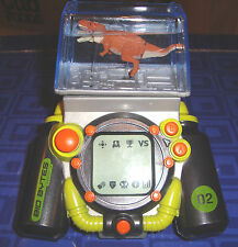 BIO BYTES T-REX  Electronic Handheld Travel Game Dinosaur Is Trapped In Water