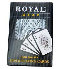 ROYAL Playing cards Poker Bridge Cribbage