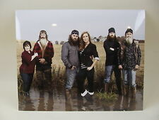Duck Dynasty Cast 11x14 Color Photograph #1