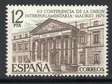 SPAIN MNH 1976 SG2419 Conference of Interparliamentary Union