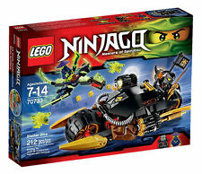 LEGO NINJAGO Cole's Donner-Bike (70733)