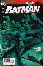 BATMAN #680 / R.I.P. / GRANT MORRISON / TONY DANIEL / DC COMICS