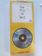Pink Floyd THE WALL cd NEW LONGBOX(long box)COLUMBIA Roger Waters.David Gilmour