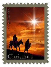 USPS New 2013 Holy Family Christmas Forever Stamp Sheet of 20