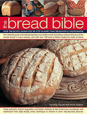 The Bread Bible: The Ultimate Guide to Bread Bakin..., Shapter, Jennie Paperback