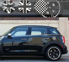 Tank sticker pegatinas BMW Mini Cooper S r50 r52 r53 one Works Jack Emblem