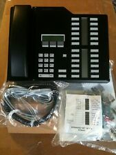 Nortel Norstar M7324 Black Display System Phone NT8B40 Meridian Warranty 7324