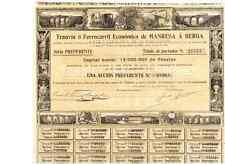Tranvia Ferrocarril economico de Manresa a Berga Barcellona 1902