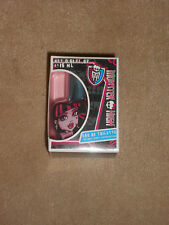 NEW. MONSTER HIGH EAU DE TOILETTE, DRACULAURA SPRAY PERFUME, .51 FL. OZ.