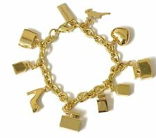 Dolce & Gabbana D & G Parfums Collectible Charms Bracelet