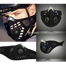 Bike Motorcycle Ski Anti-pollution Mask Sport Mouth-muffle Dustproof With Filter
