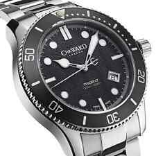 NIB Christopher Ward C60 Trident 300 Quartz on Bracelet, 43mm,Swiss Made,10+ Pic