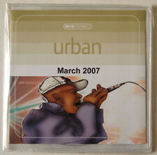 Mixmash URBAN marzo 2007 / 30 MPEG video musicali su 2 DVD / per vjdj's
