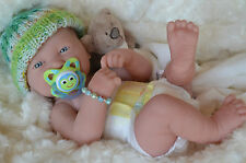 PJs ☆ BERENGUER LA NEWBORN ☆ DUMMY + EXTRAS ☆ BABY BOY DOLL 4 REBORN/ PLAY NEW