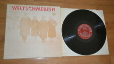 private folk psych LP People's Victory Orchestra and Chorus Weltschmerzen 1970